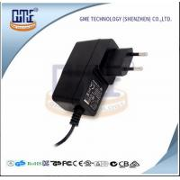China AC DC Universal Adapter European Plug 47Hz - 63Hz Input Frequency on sale