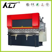 Quality WC67K-250*5000 Guillotine CNC Hydraulic Press Brake For Sheet Metal Pruning for sale