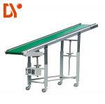 DY176 Fire Resistant Conveyor Belt System , Conveyor Belt Assembly For Workshop
