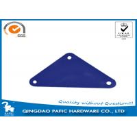 Buy Swing Accessory Steel Metal Brackets For Wood Posts Triangular Shape at wholesale prices