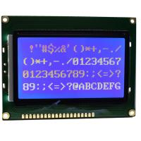 Quality WLED Backlight Type Graphic Display Module , Serial Signal Transflective LCD Module for sale
