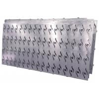 Quality 2mm - 3mm Perforated Metal Panels / Perforated Aluminium Sheet for sale