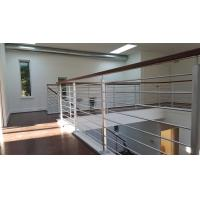 Quality 10 Years Warranty Stainless Steel Rod Railing/ Metal Wires Railing for sale for sale