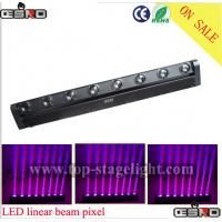 Quality RGBW colorful 8x10W Led disco light Pixel Beam Bar for sale
