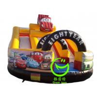 Buy Best selling   inflatable car  slide  with 24months warranty GT-SAR-1660 at wholesale prices