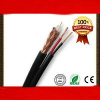 Quality Professional Siamese 75ohm RG59 Power cable coaxial cable for sale