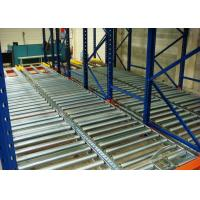 Buy High Density Carton Flow Heavy Duty Commercial Shelving For Light Duty Products Warehousing at wholesale prices