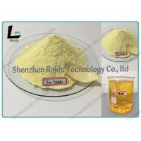Quality Safe Trenbolone Acetate Steroid CAS 10161-34-9 , Light Yellow Trenbolone Acetate Injection for sale
