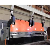 Buy cheap V Groove CNC Tandem heavy duty press brake For Bending Steel Plates 25mm 32000KN from wholesalers