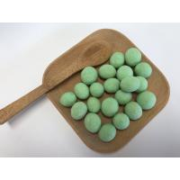 Round Shape Coated Wasabi Peanuts Bulk Packing Kosher Certifiacte for sale