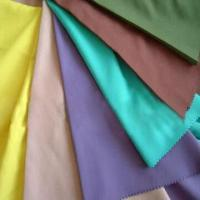 Quality 100% Nylon bead/pearly coated fabric with 150cm Width for sale