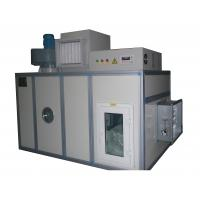 Quality Compact Industrial Desiccant Air Dryer with Rotor Dehumidifying for Dry Air for sale