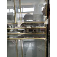 """Buy No welding brass caming decorative door panel inserts 1"""" thickness at wholesale prices"""