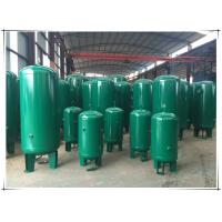 Buy Stable Pressure Air Compressor Receiver Tank , Air Compressor Vertical Storage Tank at wholesale prices