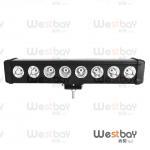 Quality CREE LED Work Light Bar for trucks,ATV,SUV,off road,excavator, 80W led light for sale