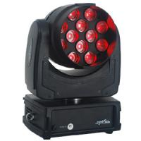 Quality LED Moving Head Beam 12x15W , 15 DMX Channels For Stage Show for sale