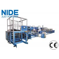 Quality High Automation Motor Production Line Stator Winding Machine New Condition for sale