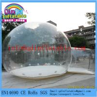 Quality Transparent inflatable tent inflatable bubble tent inflatable camping tent for sale