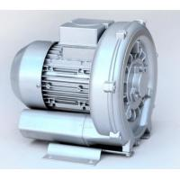 Quality 0.85kw Aluminum Alloy Side Channel Blower For Print Machine / Liquid Filling Machine for sale