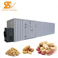 China Grain Been Industrial Hot Air Dryer Nuts Peanut Pine Nut Melon Seed Drying Machine on sale