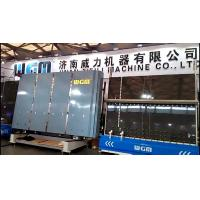 Quality High Efficiency Insulating Glass Production Line 300mm*400mm Min Glass Size for sale