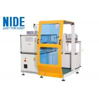 Buy cheap Automatic Big Motor Stator Wire Making Machine of High Performance from wholesalers