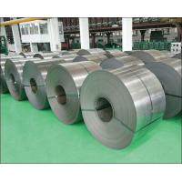 Quality Tisco Baosteel Zpss Galvanized Cold Rolled Steel Strips Oiled / Unoiled Surface for sale