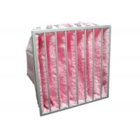 Buy Reusable Multi Pocket Air Conditioning Ventilation Air Filter Synthetic Fiber at wholesale prices