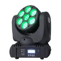 Quality LED Moving Head Lights 7X12W 13CH RGBWA for sale