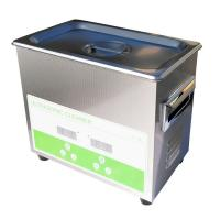 Quality Medical Fields Tabletop Stainless Steel Ultrasonic Cleaner 3L 1 Year Warranty Offered for sale