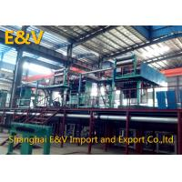 Quality 17mm Oxygen Free Copper Rod Continuous Upward Casting Machine Melting Furnace Line for sale