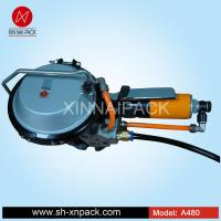 Quality A480 pneumatic thermal melt strapping tool for sale