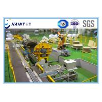 Quality Paper Roll Kraft / Stretch Wrap Systems Automatic Type Module Structure From Chaint for sale
