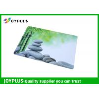 Buy cheap Full Color Print Beautiful Table Mats , Bright Coloured Placemats HKP0110-21 from wholesalers