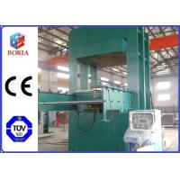 Quality Frame Type Rubber Vulcanizing Equipment 16MPa Working Oil Pressure for sale
