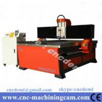 Quality Y axies double ball screw wood cnc router cutting mahcine 3D ZK-1318(1300*1800*200mm) for sale