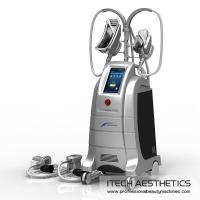 China Coolplas Fat Freezing cryolipolysis body slimming machine 4 Handles Non Surgical on sale