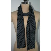Buy cheap Warm Keeping Floral Print Scarf For Spring Autumn Anti Pilling from wholesalers