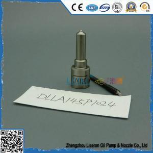 China TOYOTA original nozzle DLLA145P1024 Denso diesel injector nozzle 093400 1024 common rail injection nozzle DLLA 145 P1024 on sale