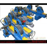 Boiler / Tank Welding Rolls , Pipe Rotators for Welding High Precision and High Speed