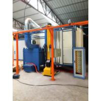China 29 years new technology Coating Machine Spray Painting Booth Powder Coating plant on sale
