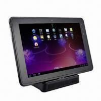 Quality 10.1-inch Android Tablet PC, Nvidia Tegra 250 with Bluetooth, GPS, Supports Google's Android 2.2 for sale