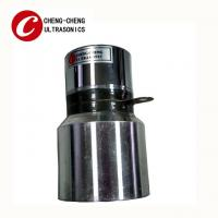 Quality Stainless Steel Ceramic Piezoelectric Transducer For Cleaner / Cleaning Tank for sale
