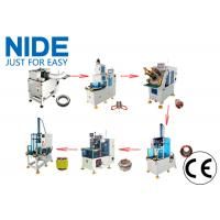 Buy Noiseless Fully Automatic Motor Production Line 0~300mm Stator Dia High at wholesale prices