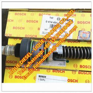 Buy DEUTZ original unit pump BOSCH NO. 0414491109 , 0 414 491 109 , genuine and new at wholesale prices