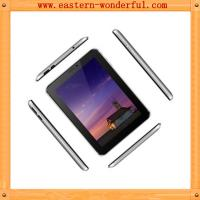 Quality OEM MTK6517 dual core CPU build in 2G tablet phone with GSM 850/1900 with dual cameras for sale
