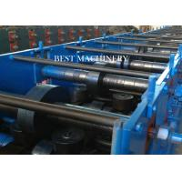 Buy C Steel Profile Purlin Channel Automatic Roll Forming Machine 15kw 50HZ at wholesale prices