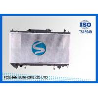 Quality 16/26mm Core Toyota Avensis Radiator Excellent Cooling Efficiency OEM 16400-0D100 for sale