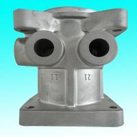 Quality A380 Aluminium Die Casting Automobile Engine Components For Industrial Recycle Equipment for sale