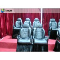 Quality Red Color Electronic System 5D Cinema Equipment Motion Seat With Special Effect for sale
